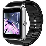 Premsons Bluetooth Smart Watch GT08 Wrist Watch Phone with Camera & SIM Card Support