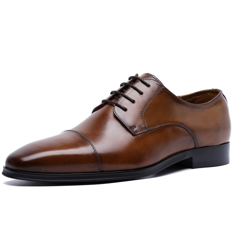 TALLA 46 EU. Desai Zapatos de Cordones Derby para Hombre
