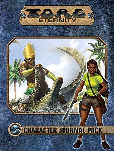 Torg Eternity Character Journal Pack (ULIUNA10010)