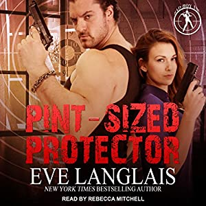 Pint-Sized Protector Audiobook