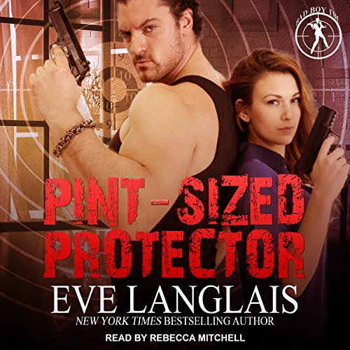 Pint-Sized Protector: Bad Boy Inc, Book 2 by Tantor Audio
