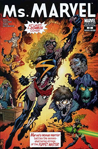 Ms. Marvel (2nd Series) #20A VF/NM ; Marvel comic book