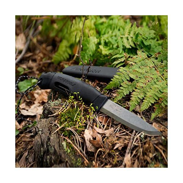 Morakniv Companion Spark Fixed-Blade Outdoor Knife