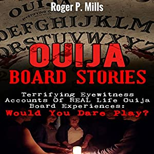 Ouija Board Stories Audiobook