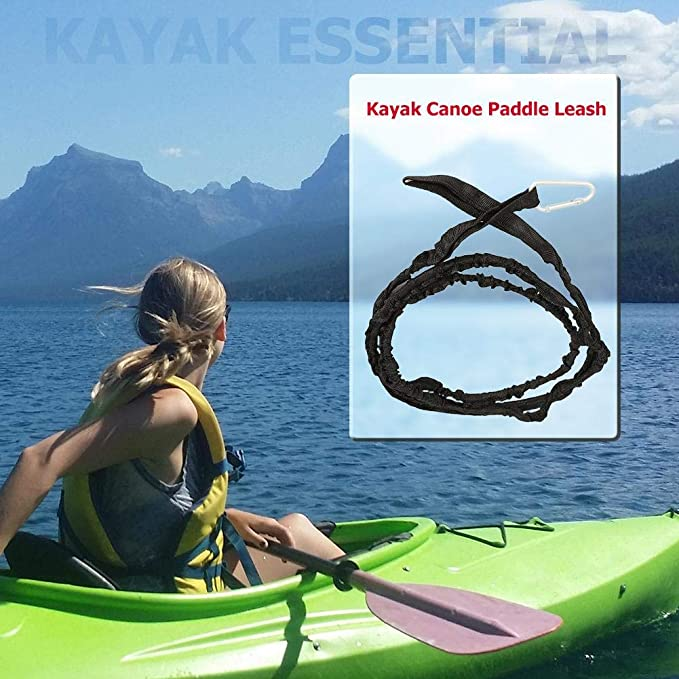Amazon.com: DaolooXu - Cuerda elástica de kayak, canoa ...