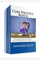 Writing Prompts & Exercises: The Boxed Set  (Volumes 1-3): (Three Packed Volumes of Story Starters & Prompts) Kindle Edition