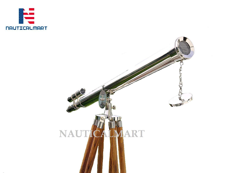 NAUTICALMART Floor Standing Griffith Astro Telescope - 60 Inches