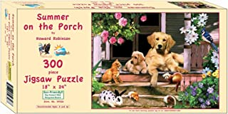 product image for SUNSOUT INC Summer on The Porch 300 pc Jigsaw Puzzle