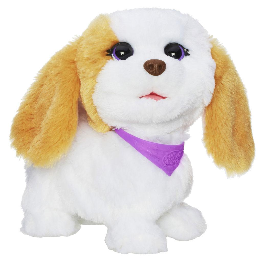 Top Furreal Friends Toys : Amazon fur real friends happy to see me pets my