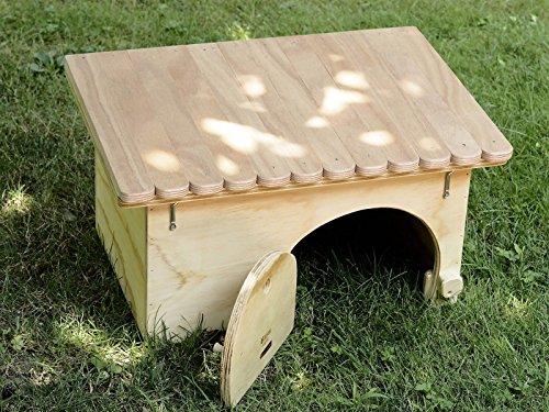 Tortuga deluxe casa rifugio per tartarughe di terra for Terrario per tartarughe in giardino