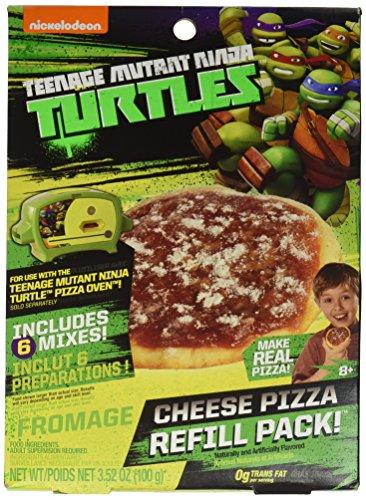 Teenage Mutant Ninja Turtles Cheese Pizza Refill Pack]()