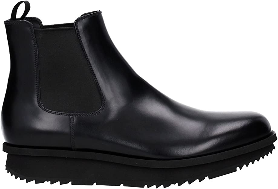 Prada Men's Boots black black black