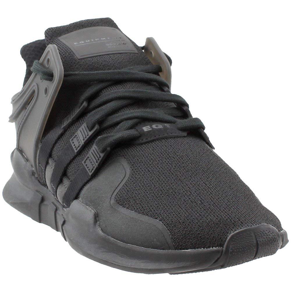 Black Adidas Originals Men's EQT Support Rf Fashion Sneaker