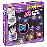 Shrinky Dinks 3D Butterfly Lights Gear Art And Craft Toys, 2017 Christmas Toys