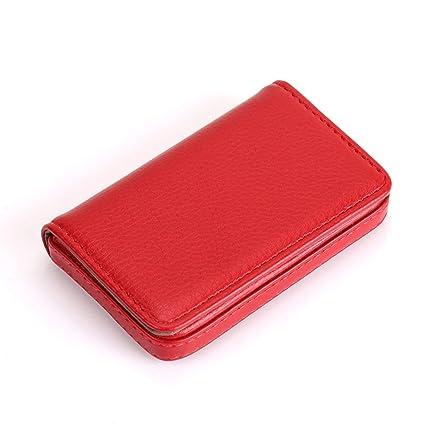 Tragbare Mini Magnetic Design Kartenhalter Tasche
