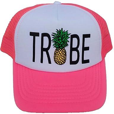 Novia Tribe piña snapback malla gorra sombrero gorra insignias ...