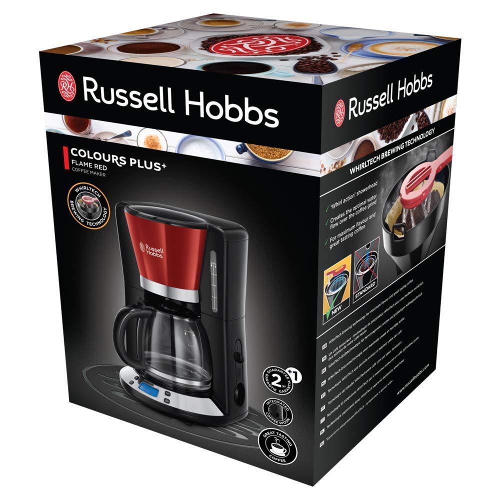 Russell Hobbs Colours Plus - Cafetera de Goteo (Jarra Cafetera ...