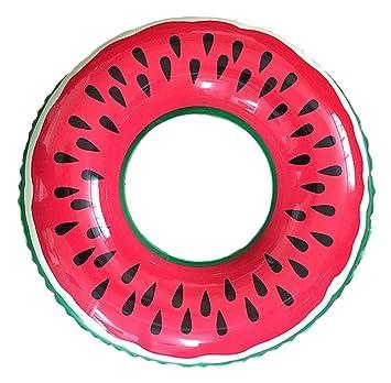 "ilishop adulto gigante sandía flotador inflable piscina tumbonas - HC-YYQ6006-Watermenlon-35"""
