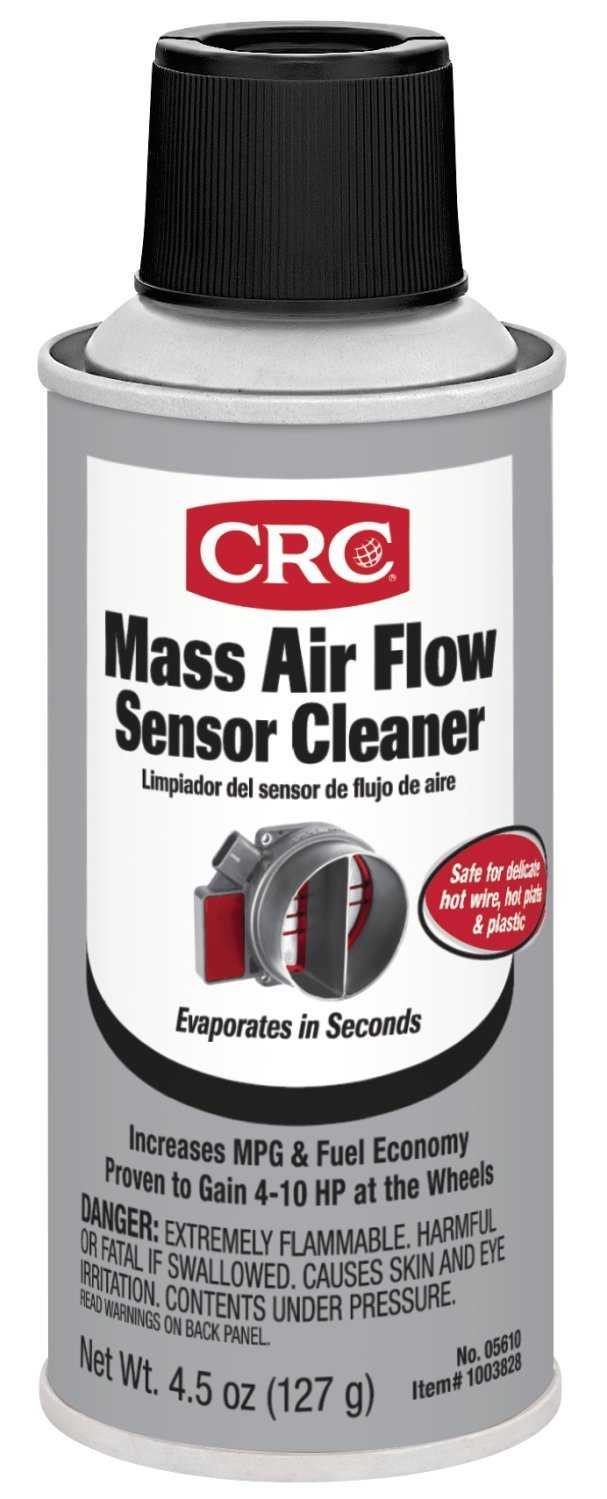 CRC 05610 Mass Air Flow Sensor Cleaner, 4.5 Wt Oz by CRC