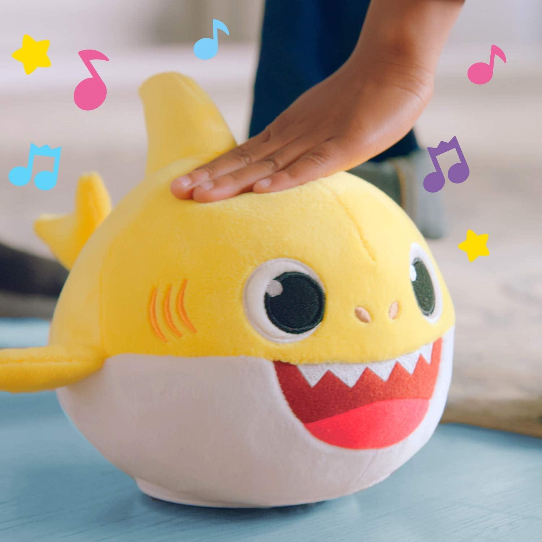 BABY SHARK PINKFONG ACTION FIGURE SQUALI DANCE CON SIGLA BABY SHARK NEWS ITALIA