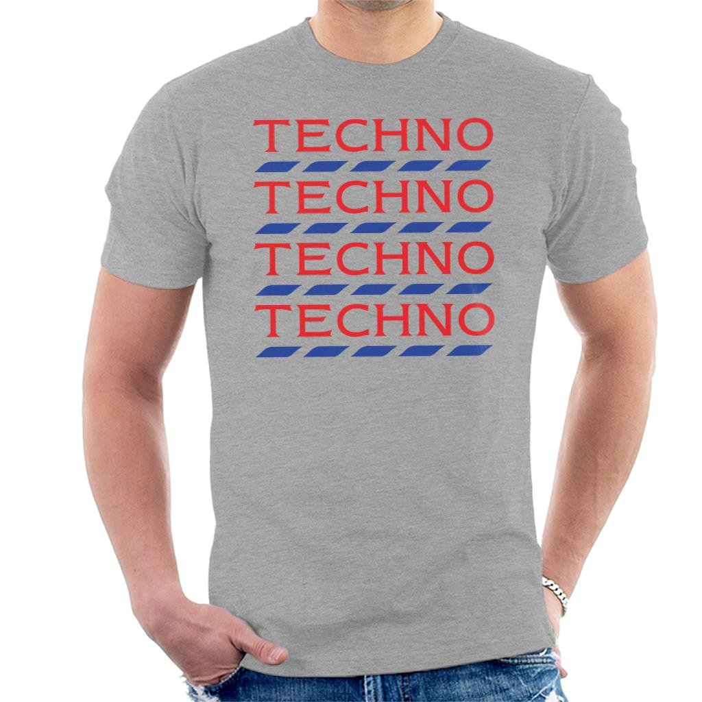 Amazon com: Coto7 Techno Tesco Logo Men's T-Shirt: Clothing