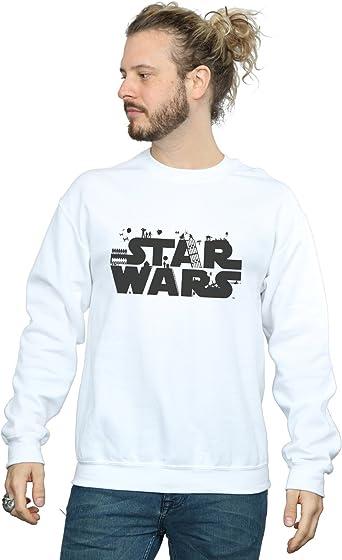 Star Wars Hombre Minimalist Logo Camisa De Entrenamiento ...