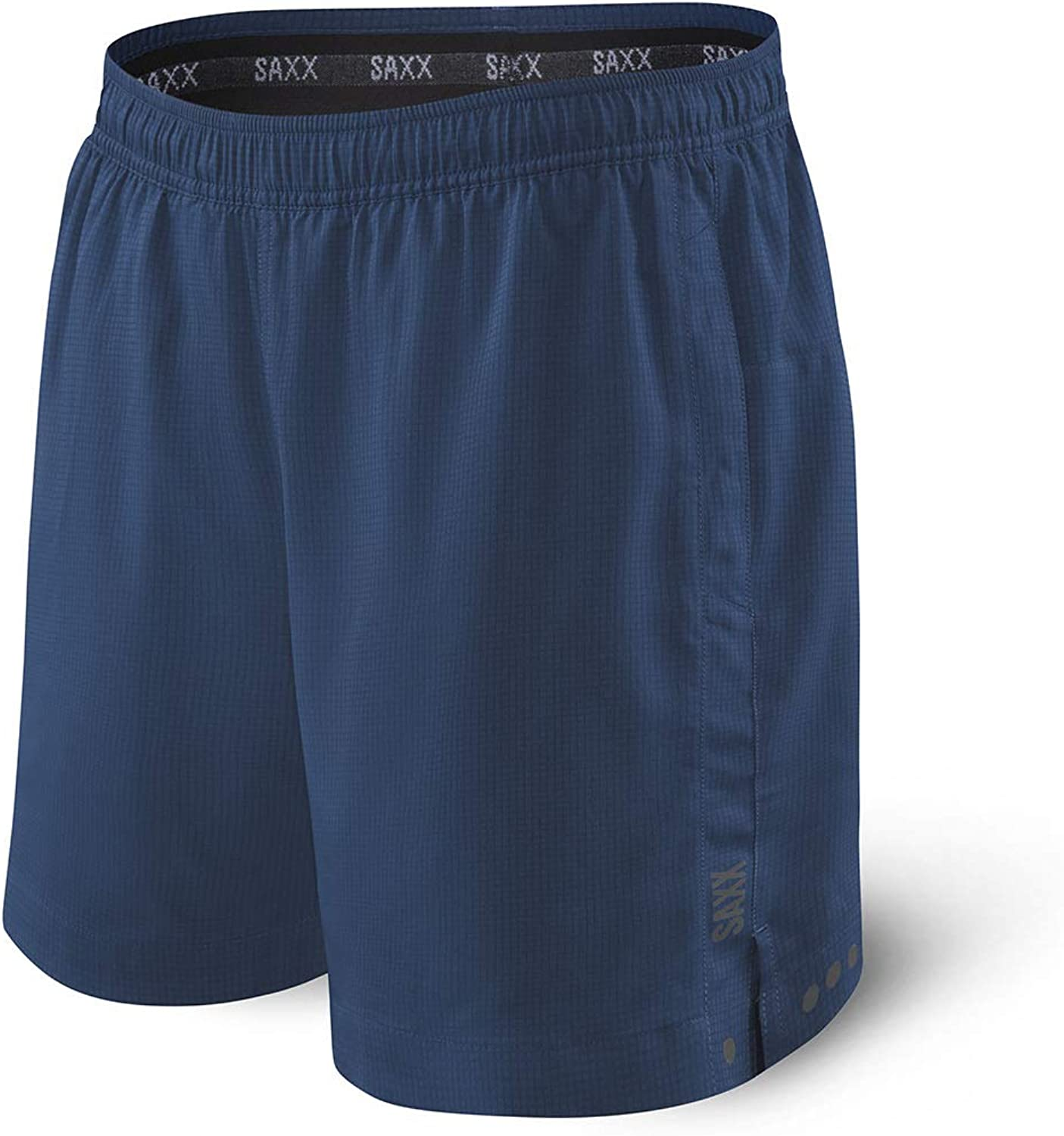 Saxx Men's Athletic Shorts – Kinetic 2N1 Sport Shorts - Workout, Running and Training, Breathable Shorts with Pockets