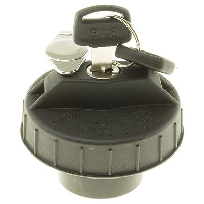 MotoRad MGC912 Locking Fuel Cap: Automotive