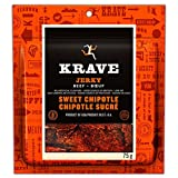 Krave Sweet Chipotle Beef Jerky, 75-Gram
