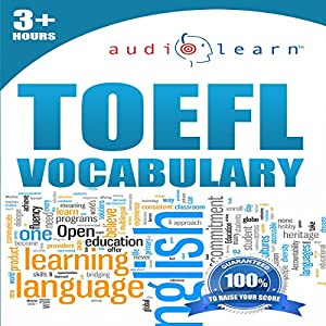 2012 TOEFL Vocabulary Audio Learn Hörbuch