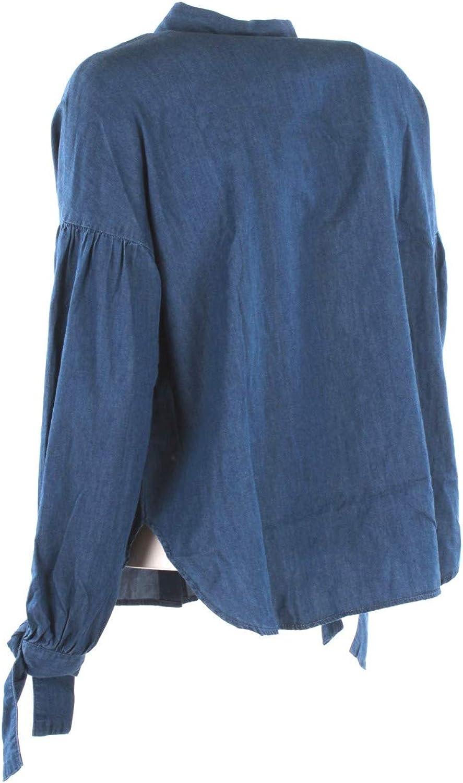 Levis -Camisa Vaquera Manga Larga 56425-0000 -Camisa Mujer: Amazon.es: Ropa y accesorios