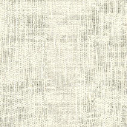 European Linen Fabric By The Yard Cream