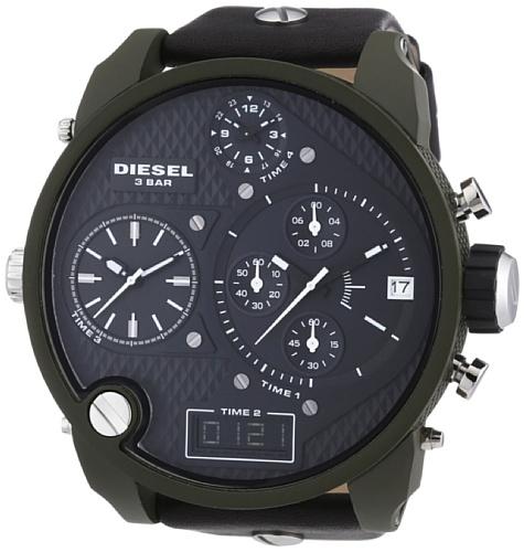 Diesel Men's DZ7250 SBA Green Watch