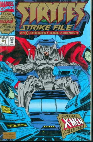 Price comparison product image Stryfes Strike File (Vol. 1, No. 1)