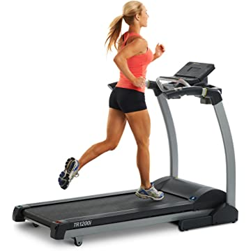 reliable LifeSpan TR1200i Folding Treadmill