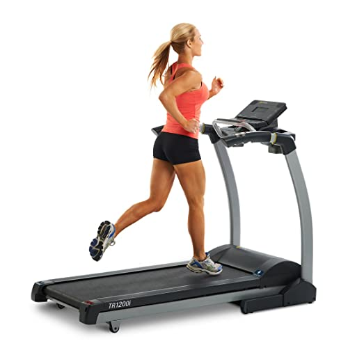 LifeSpan TR1200i Folding Treadmill – Higher Incline (up to 15 levels)