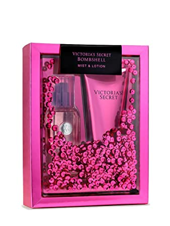 6c5ac8e87c Image Unavailable. Image not available for. Color  Victoria s Secret  Bombshell Mist   Lotion Gift Set
