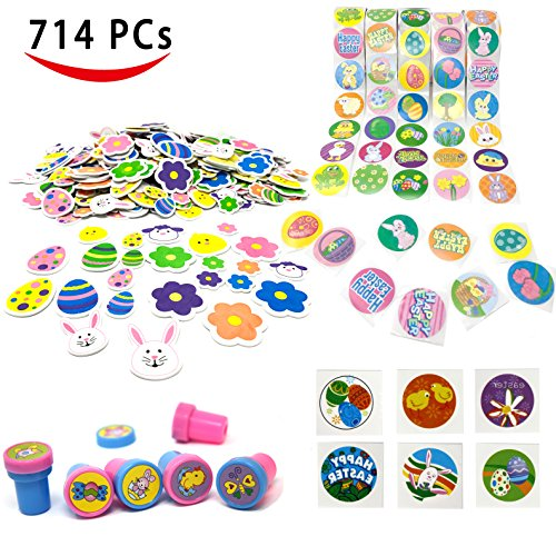 Assortment Stickers Adhesive Temporary Stampers product image