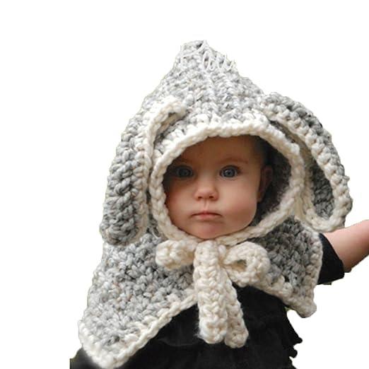 Amazon.com  Winter Baby Kids Hat and Scarf b4a192b0c894