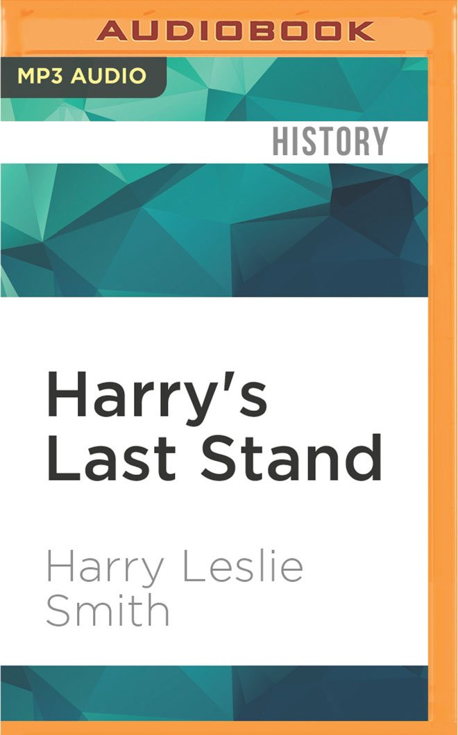 Harry's Last Stand: How the World My Generation Built Is Falling Down, and What We Can Do to Save It ebook
