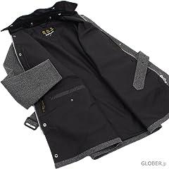 Solway Zipper SL Bonded Wool MWO0220: Grey