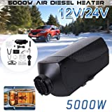 Car Heater 5KW 12V Air Diesels Heater Parking