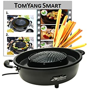 Tomyang Hot Pot BBQ – Barbecue Thaï - électrique