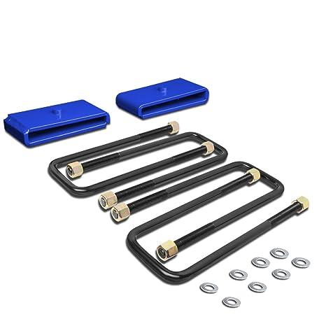 Amazon com: For Chevy Silverado/GMC Sierra Blue 1 inch Rear