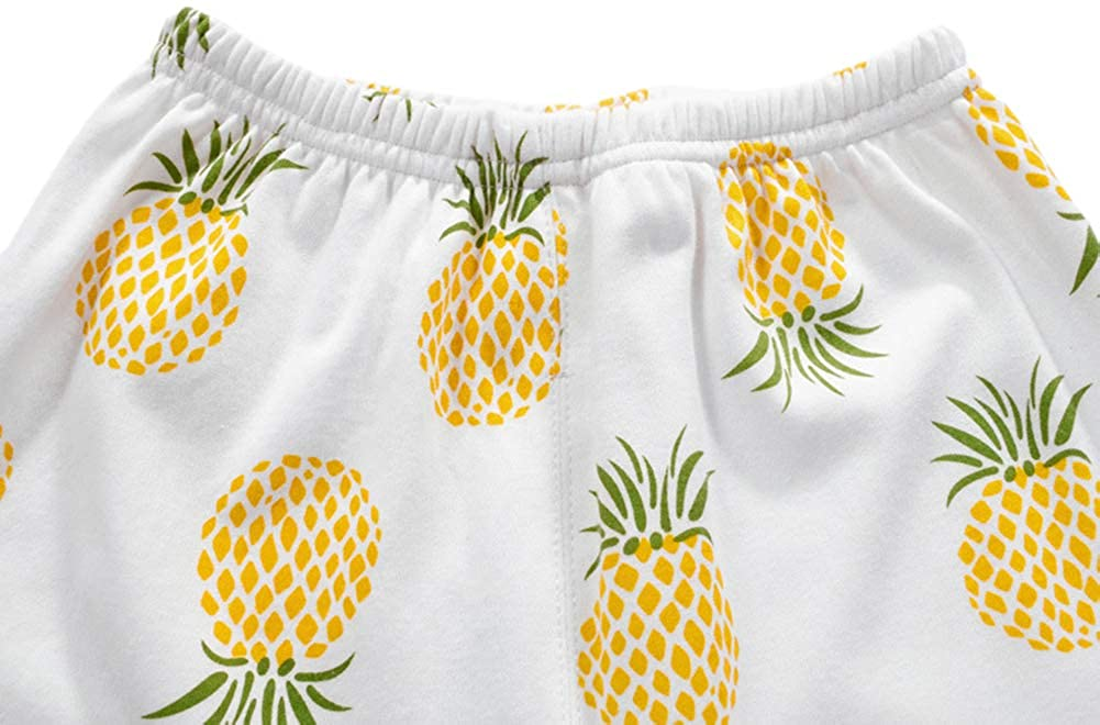 Pants Outfits Set Halloween Clothes kaiCran 2PCS Cute Newborn Baby Boys Girls Ghost Print Hoodie Tops