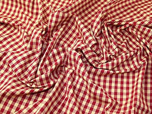 Check Cotton Broadcloth - 3