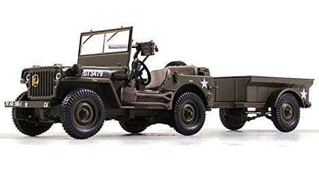 Willys Military Jeep Sale >> Amazon Com Jeep Willys Mb 101st 1944 Year United States