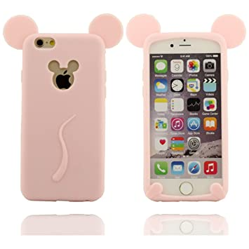 carcasa iphone 6s plus mickey mouse