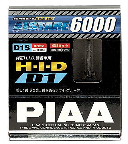 PIAA 19985 D1S Alstare HID Bulb - Pair by Piaa