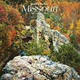 Missouri Wild & Scenic 2020 12 x 12 Inch Monthly Square Wall Calendar, USA United States of America Midwest State Nature